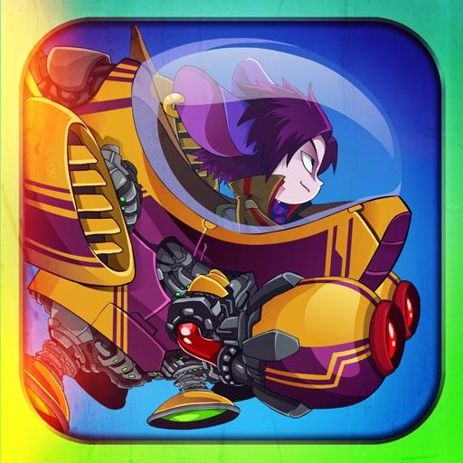 Bubble Gun Blast - Alien Cadet iOS App