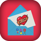 A¹ M Postcard maker and photo gallery design for happy mother