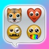 Dynamojis Free - Animated Gif Emojis & Stickers for WhatsApp & iMessage