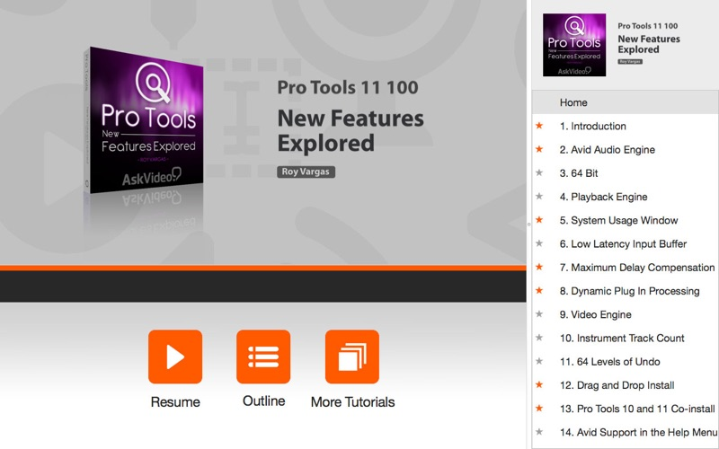New Features of Pro Tools 11 Screenshot - 5
