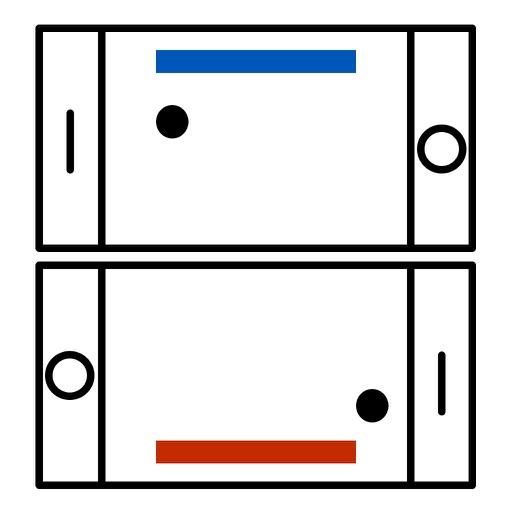 Dual Pong iOS App