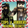 Cops & Robbers : National Security Mc Mini Game in 3D World