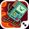 Ski Safari: Adventure Time - Hora de Aventura - Uma corrida de esqui cheia de acrobacias com Finn e Beemo