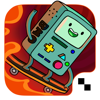 Ski Safari: Adventure Time - Hora de Aventura - Un juego de carreras sin fin de acrobacias sobre esquíes con Finn y Beemo