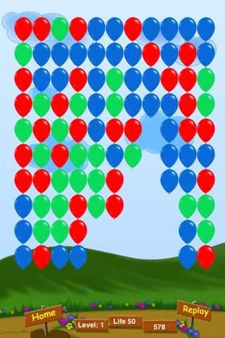 Pop Pop Balloons Fun screenshot 1