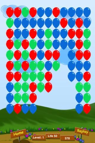 Pop Pop Balloons Fun screenshot 1