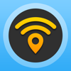 WiFi Map Pro - Passwords for free wireless internet access in public places hotspots in Canada and the world
