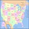 myStates - Learn the state capitals of America
