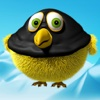 Strong Hero Flyer - New Colorfule Deluxe Fluffy Bird Run Adventure Game