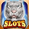 Asian Tiger King Casino Slots : The Lucky Way to Win on Super Las Vegas !