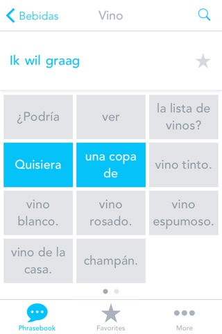 Libro de Frases con Voz del Español al Holandes: Traduce, Habla & Aprende Palabras y Frases Comunes para Viajes por el Traductor Odyssey screenshot 1
