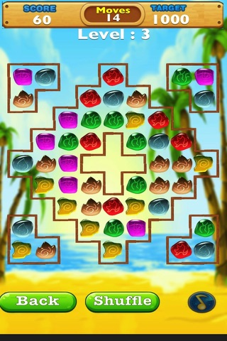 Jewel Buster Match Fun- Clash Pop and Dash the Jewels with Friends - A Top Free Game! screenshot 3