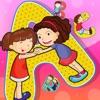 ABC gioco per i bambini - Imparare le lettere dell'alfabeto
