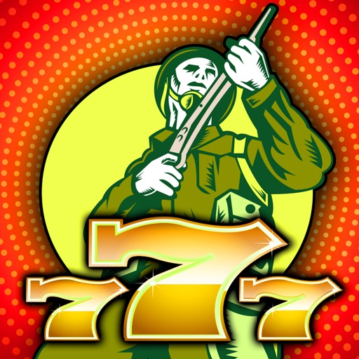 Aaron Epic War Slots PRO - Spin the lucky wheel to win the bitcoin price iOS App