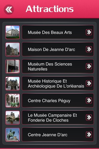 Orleans City Travel Guide screenshot 2