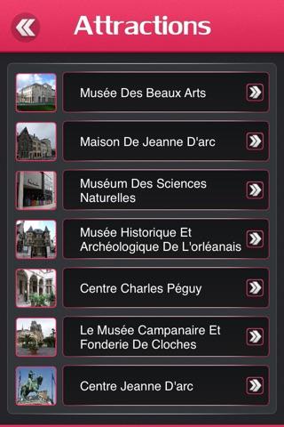 Orleans City Travel Guide screenshot 2