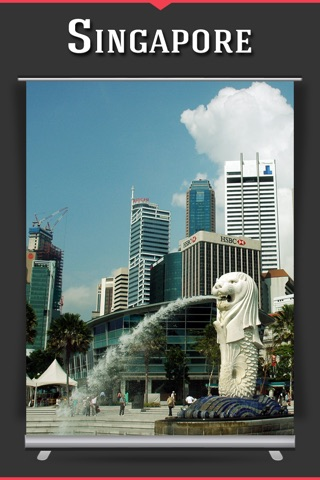 Singapore Offline Tourism Guide screenshot 1