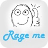 Rage Me - Photo builder on yr pics for Instagram