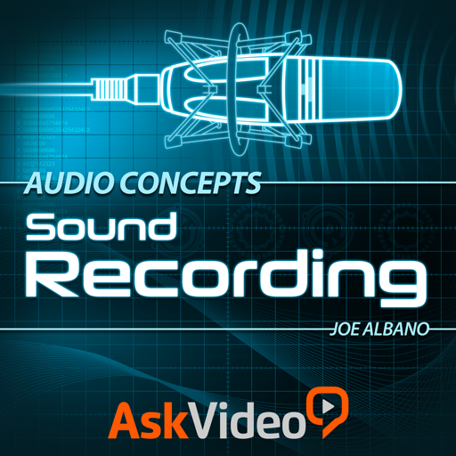 Audio Concepts 105 - Sound Recording