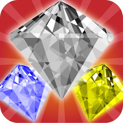 Diamond Crush Legend - The Shimmering World of Jewels and Gems with Buddies iOS App