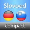 Slowenisch <-> Deutsch Slovoed Compact Wörterbuch mit Sprachausgabe