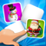 ABC 记忆游戏 儿童 - 了解 圣诞节和 圣诞老人