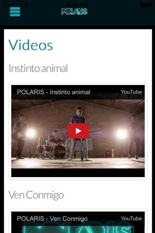 Polaris screenshot 4