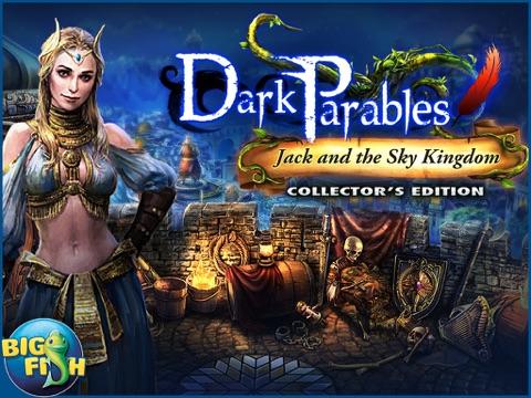 Dark Parables Jack And The Sky Kingdom Hd A Hidden