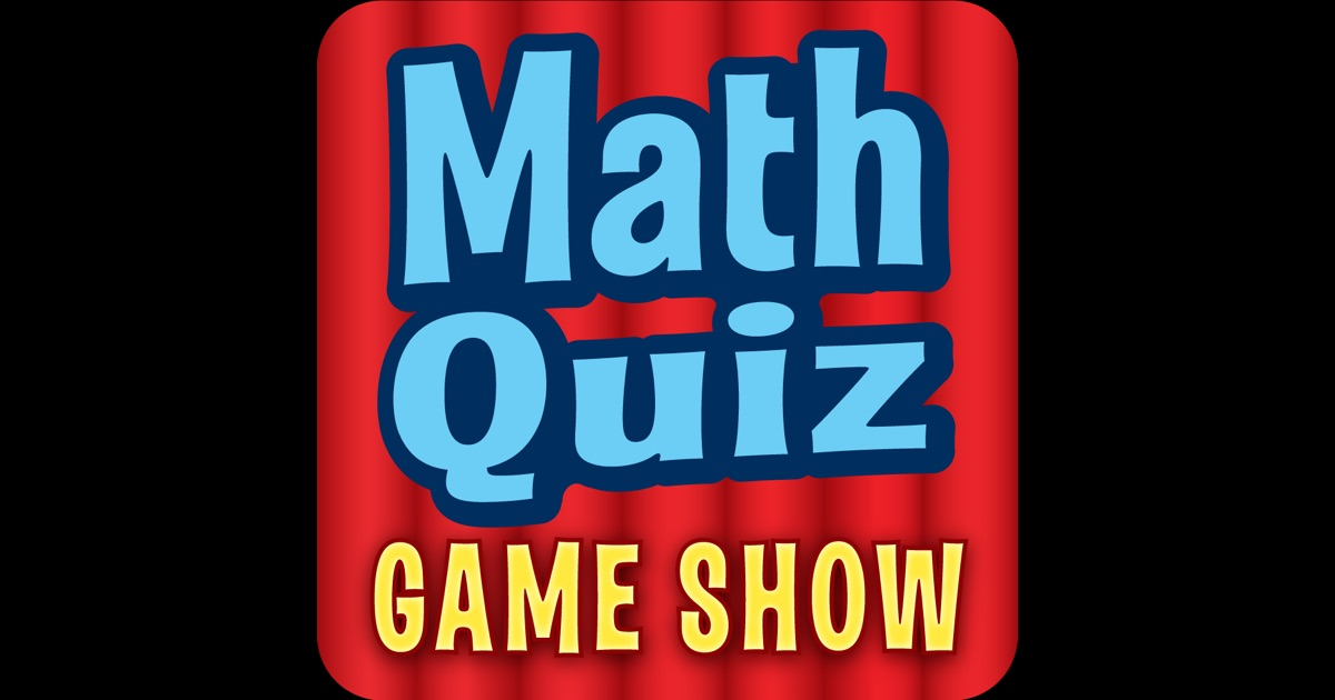 Math Quiz Game Show - Gr. 1-3 on the App Store