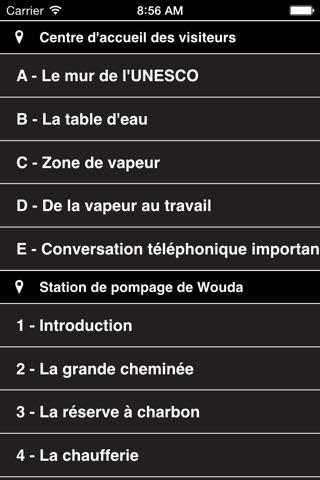Woudagemaal Audiotour FR screenshot 2