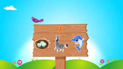 حديقة الحروف : تعلم والعب  لتعليم الاطفال الحروف العربية والانجليزية بالنطق والكلمات والهجاءلقطة شاشة2