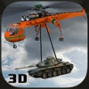 Sky Grues pilote d'hélicoptère Simulator 3D