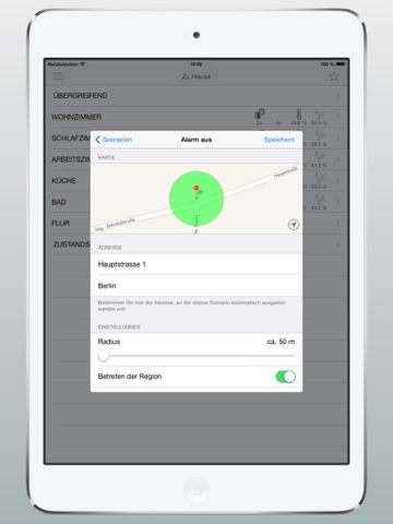 iSmartHome HD Screenshot