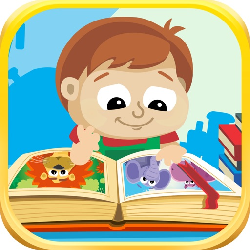 Learning Letters - Early Reading Game iOS App