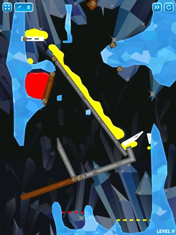 Splash Canyons Screenshot