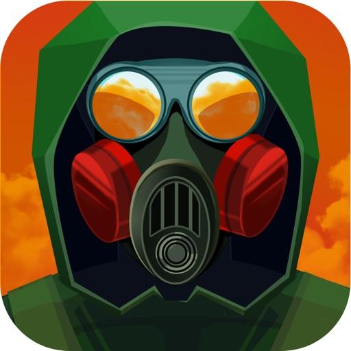 Survive The Zombie Defense 3D iOS App
