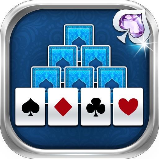 Packet TriPeaks Solitaire iOS App