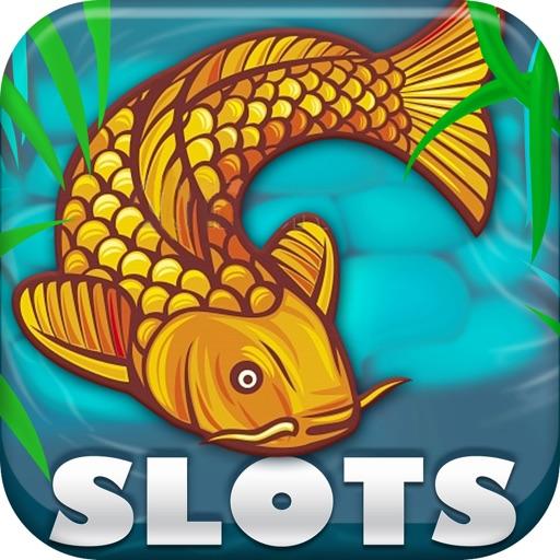 Fish Slots Craze House of Rich-es Las Vegas Casino - Win Big with Fun Xtreme Slot Machine Game Free