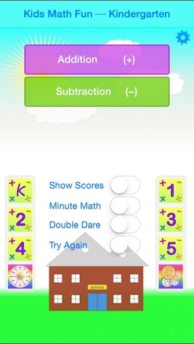 Kids Math Fun — Kindergarten iPhone