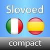 Italian <-> Spanish Slovoed Compact talking dictionary