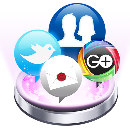 Social Pro for Facebook, Twitter, Gmail & Google+