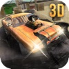 Skull Muscle Car Simulator 3D