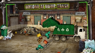 Screenshot #2 pour Garbage Trucker Recycling Simulation