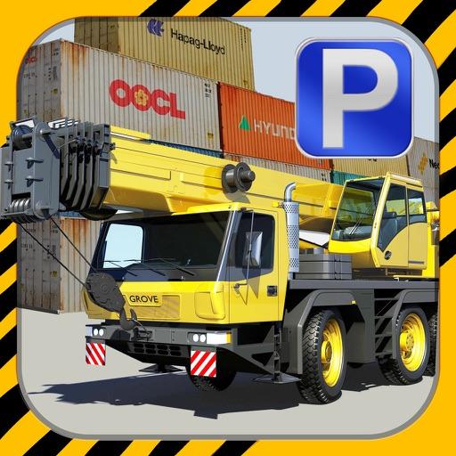 Crane Parking PRO - Full Construction Truck Madness Driving Simulator Version iOS App