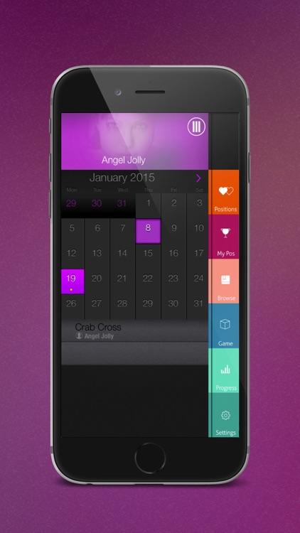 Календарь секса приложение для iphone