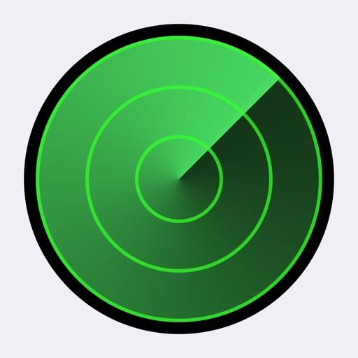 Find My iPhone iOS App