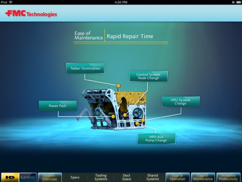 Schilling ROV Explorer screenshot 2
