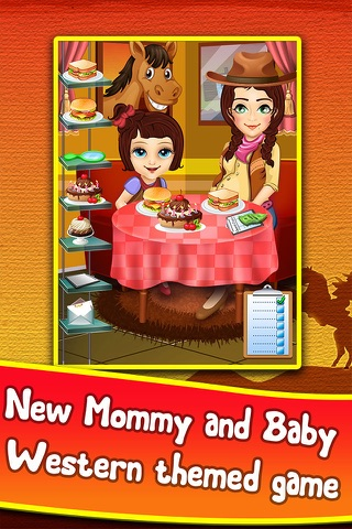 Cowgirl Mommy's Newborn Baby Doctor - my salon nurse games! screenshot 1