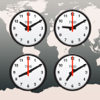 Horloge Mondiale, Alarme, Calculatrice de Fuseaux Horaires (News Clocks Ultimate)