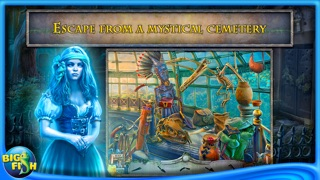 Redemption Cemetery: Salvation of the Lost - A Hidden Object Game with Hidden Objects-1